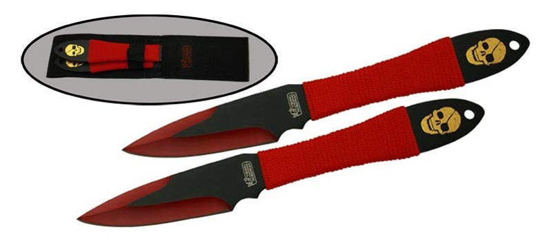 Набор метательных ножей Брат ПиратНабор метательных ножей Брат Пират