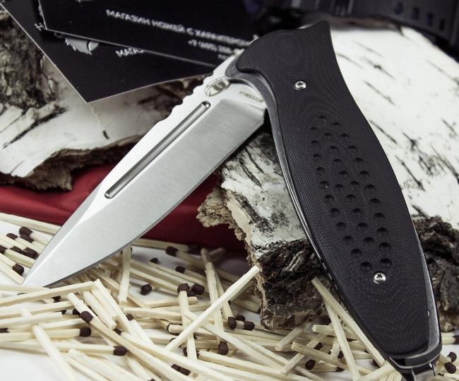 Фото 6 - Складной нож Вымпел от Reptilian