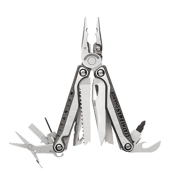 Мультитул Leatherman CHARGE PLUS TTI с нейлоновым чехлом
