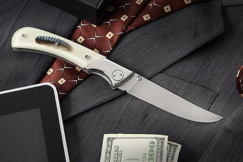 Складной нож WHITE GENTLEMAN