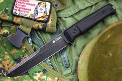 Нож Trident AUS-8, Stonewash