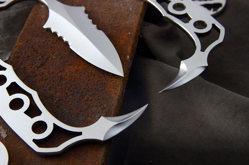 Фото 9 - Нож CERBERUS от Mr.Blade