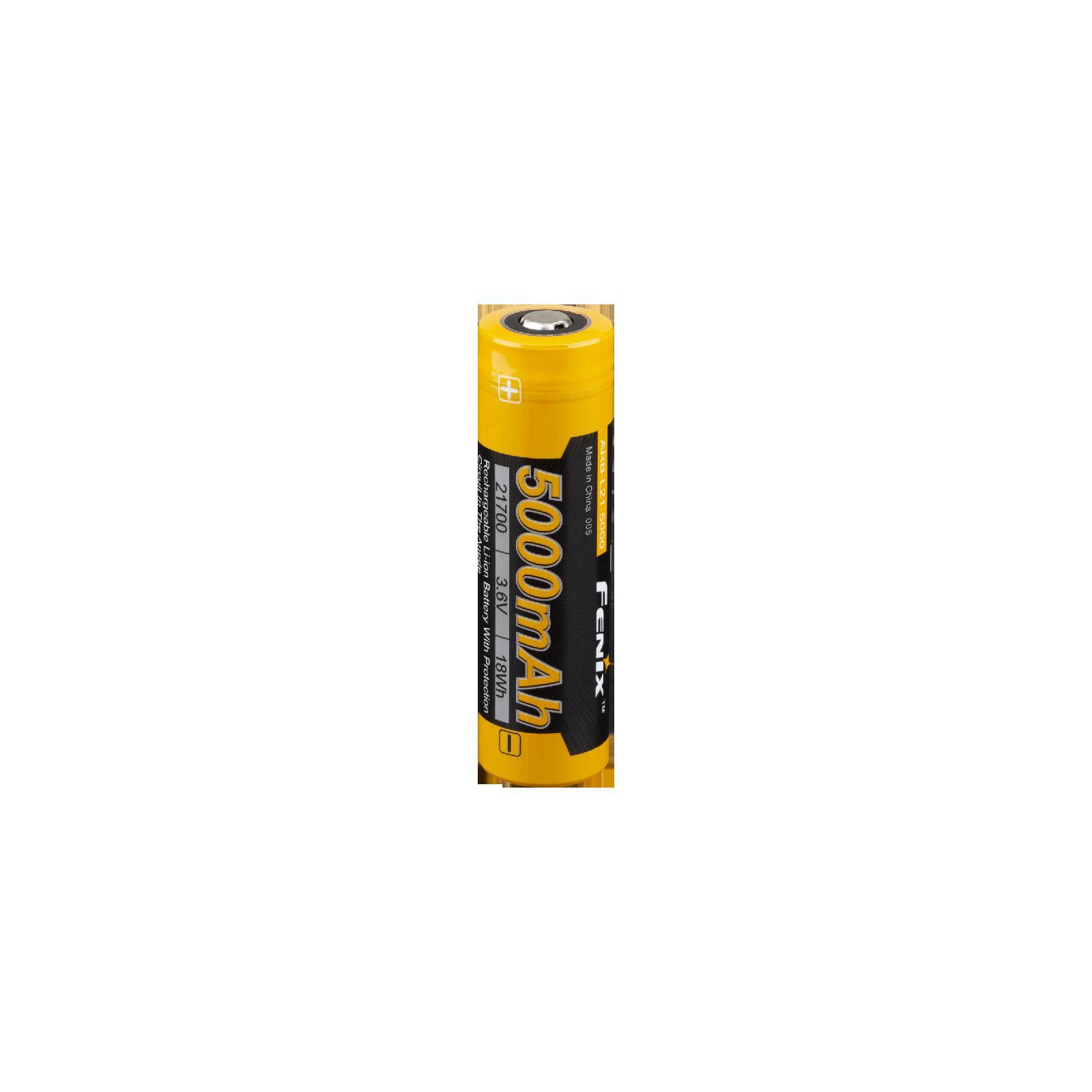 Аккумулятор 21700 Fenix ARB-L21-5000 аккумулятор fenix 10180 80mah arb l10 80