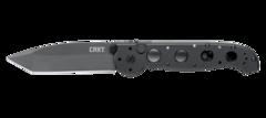 Складной нож CRKT M16®-04A Automatic, сталь CPM 154, рукоять алюминиевый сплав, фото 1