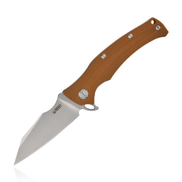 Складной нож Kubey KU214C, сталь D2