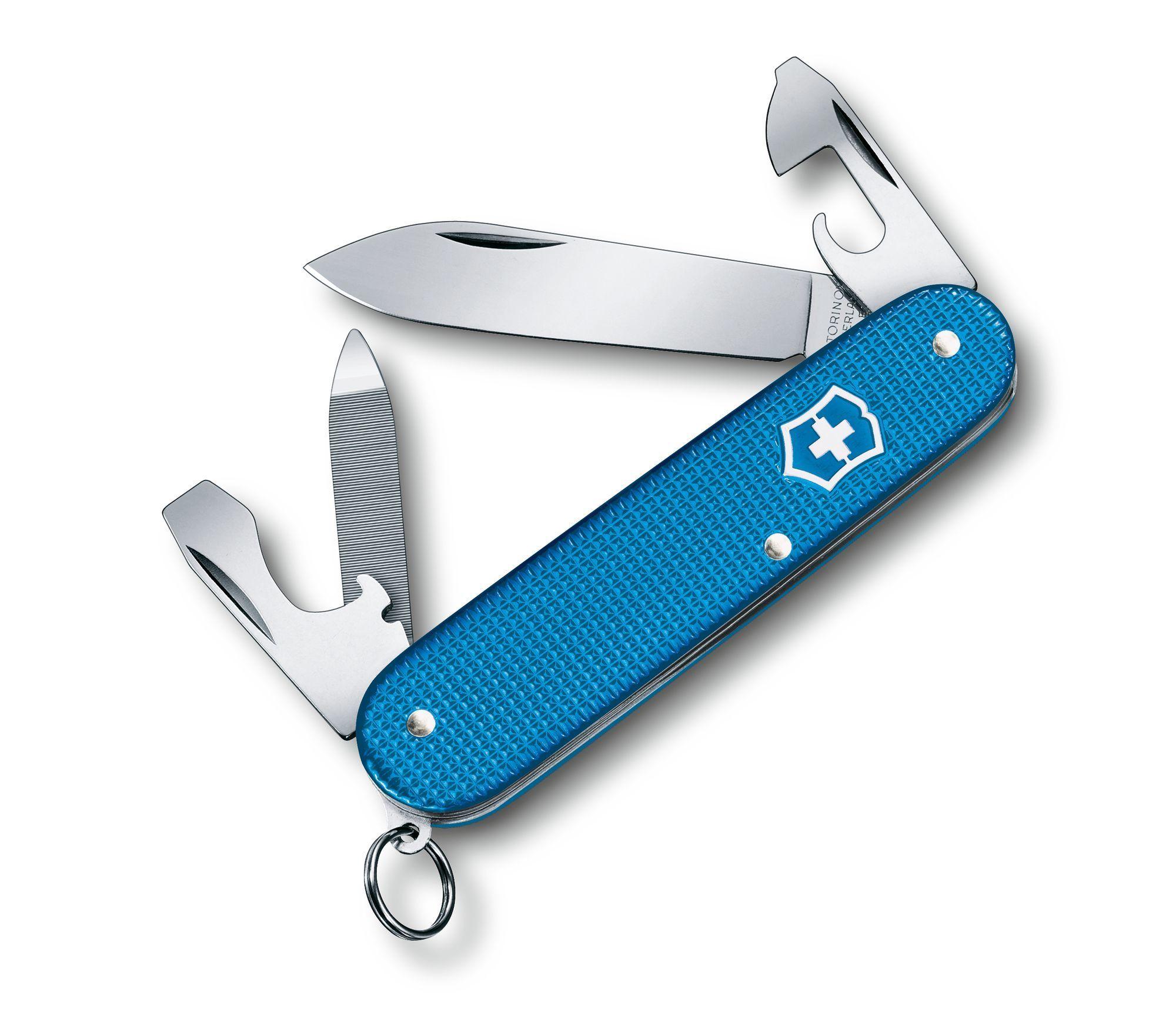 Нож перочинный Victorinox Cadet Alox LE 2020, сталь X55CrMo14, 84 мм 9 функций, подарочная упаковка