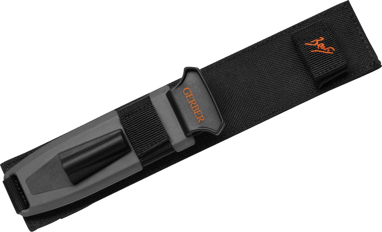 Фото 6 - Нож Gerber Bear Grylls Ultimate Knife - R, сталь 7Cr17MoV, рукоять термопластик GRN от BearGrylls