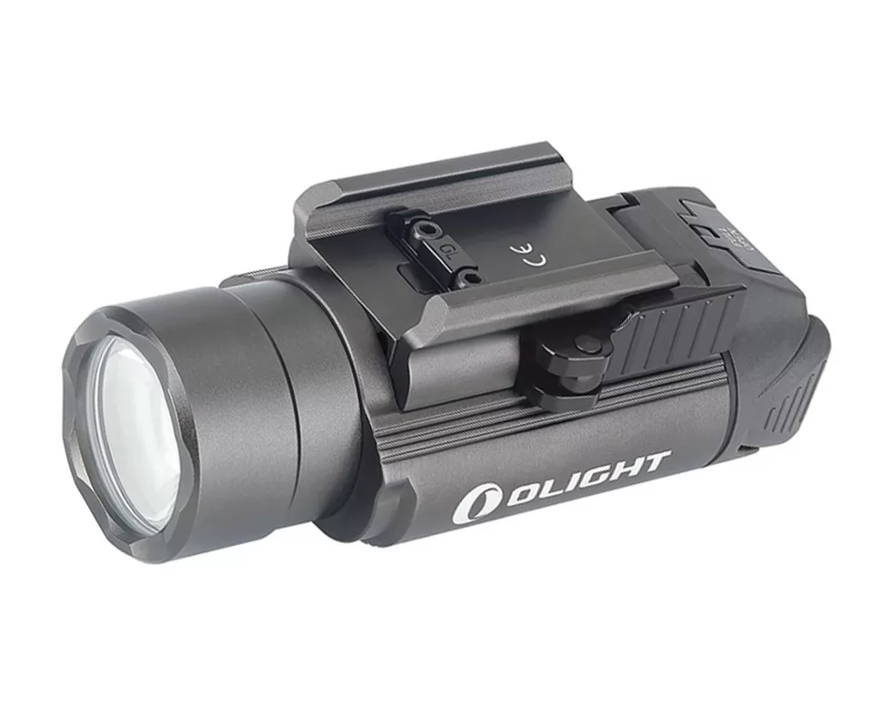 Фото - Фонарь Olight PL-2 Valkyrie Gunmetal Grey фонарь olight pl pro valkyrie