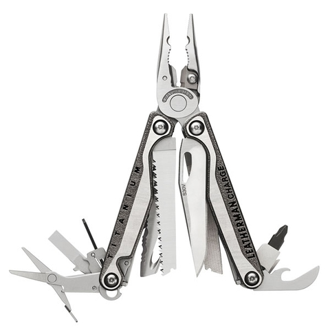 Мультитул Leatherman Charge PLUS Tti - Nozhikov.ru
