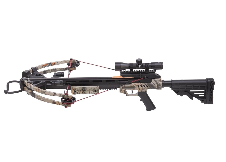 Арбалет блочный Man Kung MK-XB52 Stalker камуфляж