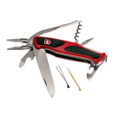 Нож перочинный Victorinox RangerGrip 74, сталь X55CrMo14, рукоять полиамид, в блистере, фото 2
