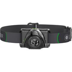 Фонарь светодиодный налобный LED Lenser MH6, черный, 200 лм, аккумулятор, фото 2
