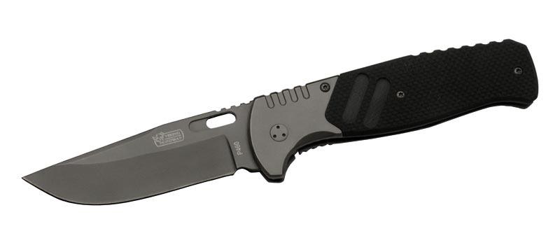 Складной туристический нож P460