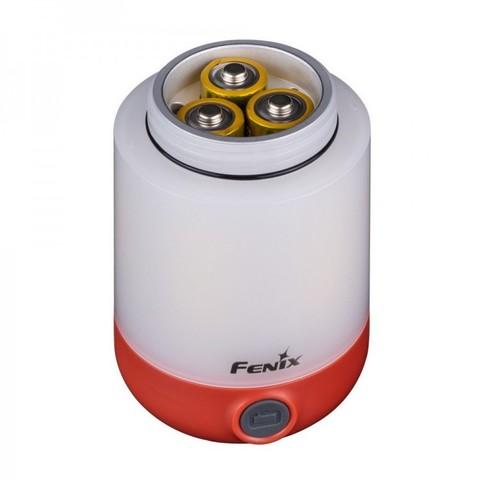 Фонарь Fenix CL23 красный. Вид 4