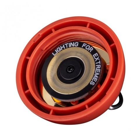 Фонарь Fenix CL23 красный. Вид 2