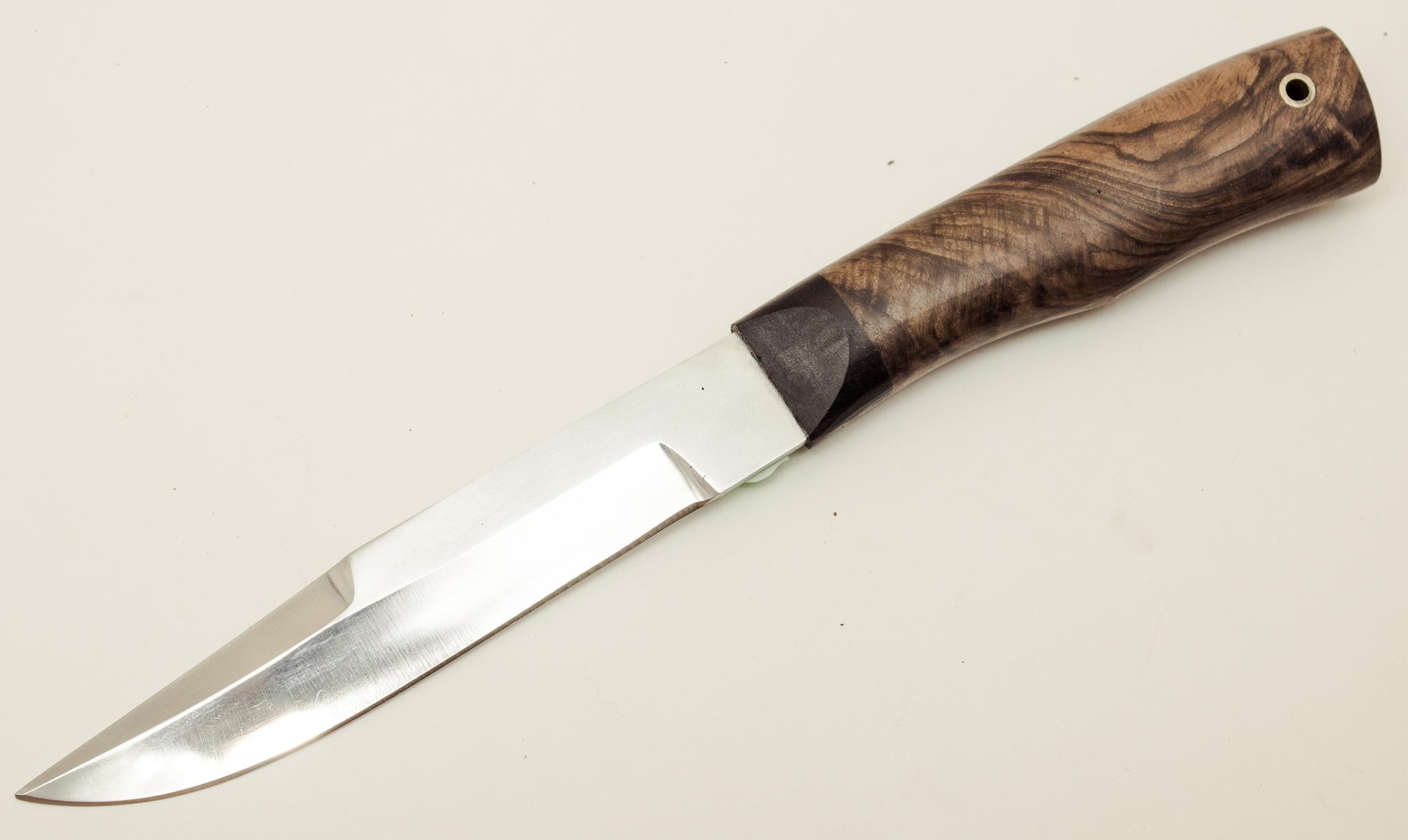 Фото 10 - Универсальный нож Смерч, кованая сталь от Павловские ножи