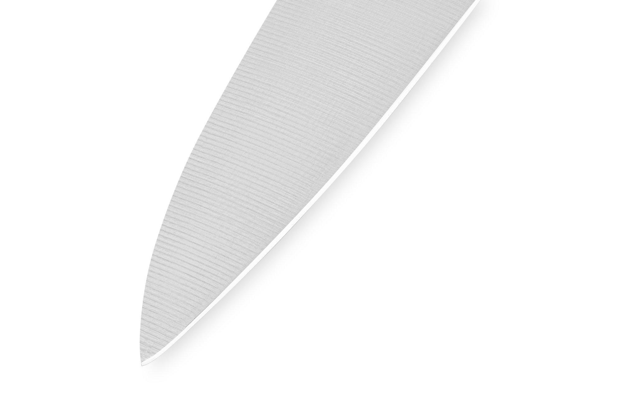 Фото 11 - Нож кухонный Шеф Samura