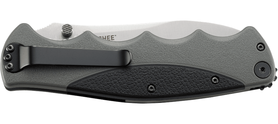 Фото 7 - Складной нож CRKT Monashee, сталь 8Cr13MoV, рукоять термопластик/резина