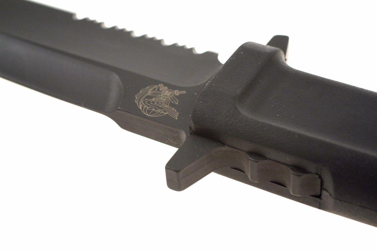 Фото 12 - Нож с фиксированным клинком Extrema Ratio Col Moschin, сталь Bhler N690, рукоять пластик
