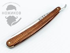 Опасная бритва Razor 6/8 275 Grelot Medaille D Or Kingwood, фото 3