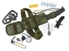 Набор выживания Selvans Survival Kit, Green