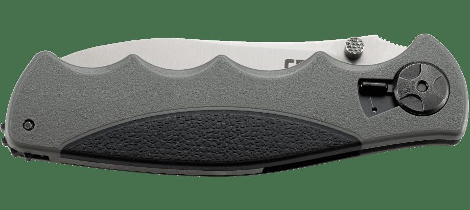 Фото 9 - Складной нож CRKT Monashee, сталь 8Cr13MoV, рукоять термопластик/резина