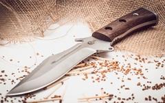 Нож Армейский, Кузница Семина, фото 2