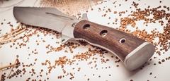 Нож Армейский, Кузница Семина, фото 3
