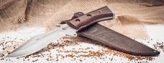 Нож Армейский, Кузница Семина, фото 4