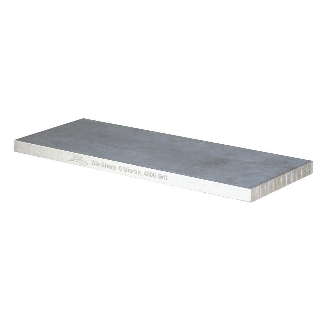 Алмазный точильный брусок DMT Medium Extra-Fine, 4000 mesh, 6 micron, с резиновыми ножками фото