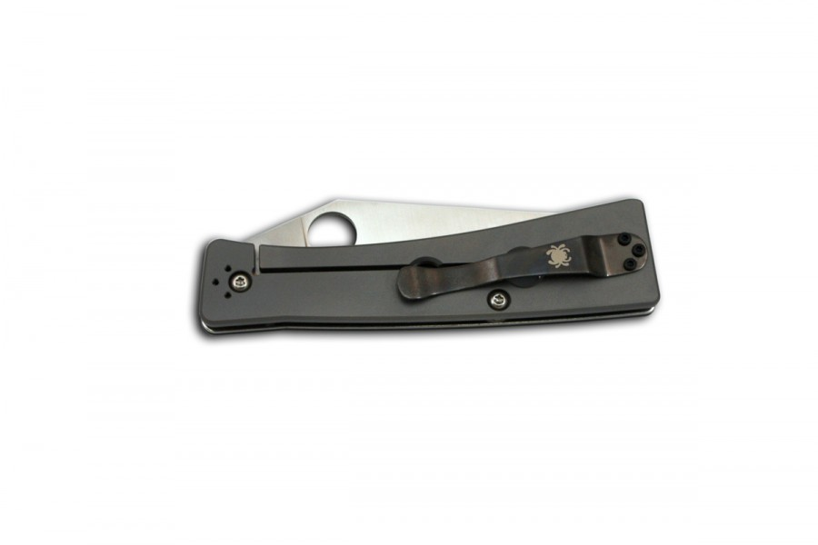 Фото 12 - Нож складной Spyderco Chokwe C132GP, сталь CPM S30V, рукоять G10/титан