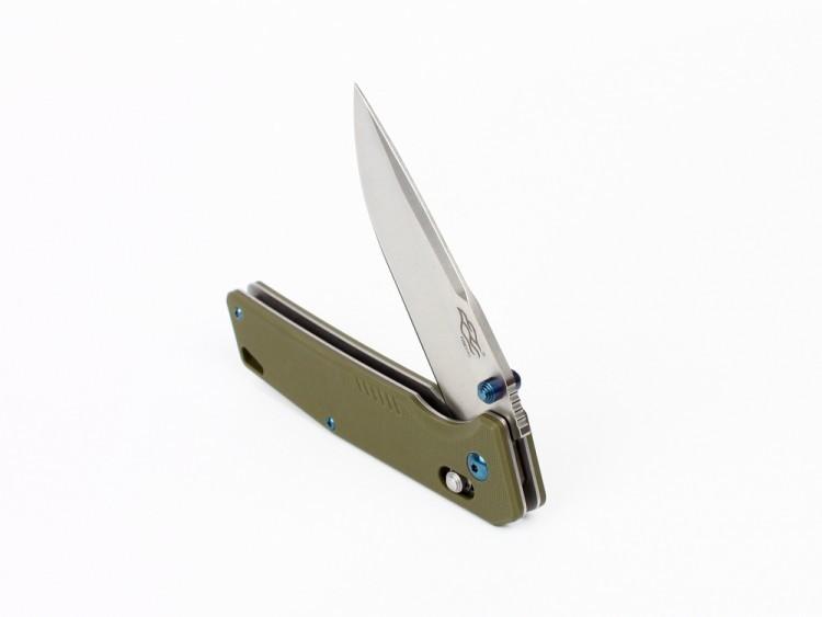 Фото 2 - Нож Firebird (by Ganzo) FB7601-GR, зеленый