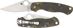 Складной нож Spyderco Para Military 2 Camo
