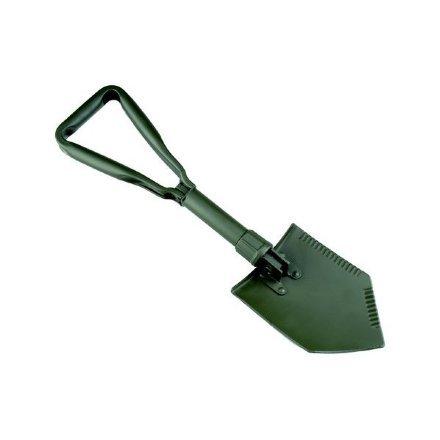 Лопата AceCamp military 2589 зеленый, сталь