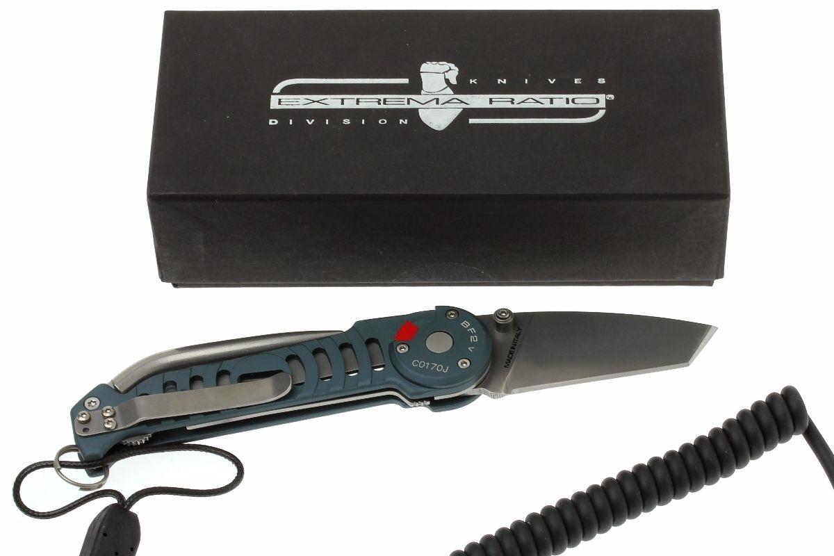 Фото 7 - Складной нож Extrema Ratio BF2 V, сталь Bhler N690, рукоять алюминий