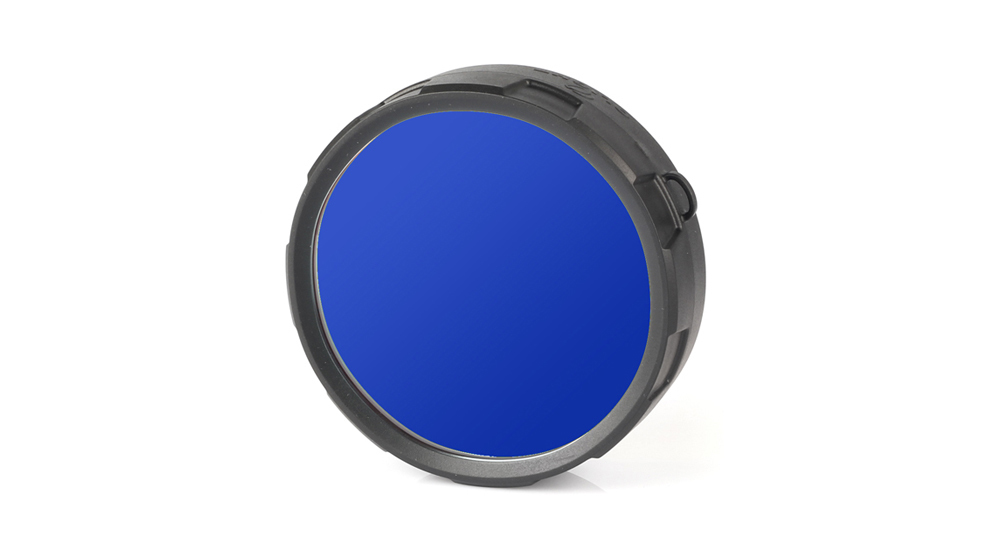Olight FM21-B фильтр (синий)