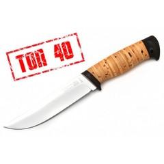 Нож Марал береста, Златоуст, 95х18