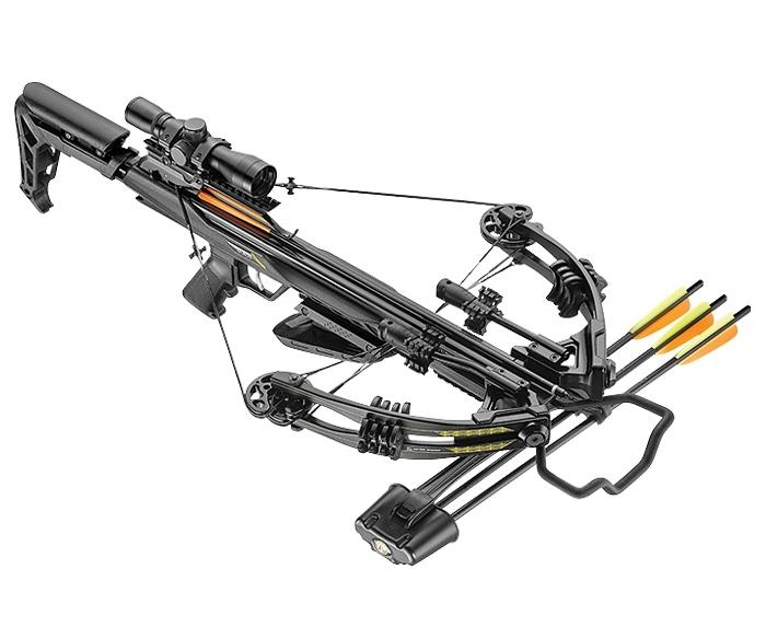 Арбалет блочный Ek Blade Plus черный (c комплектацией) от Ek Archery