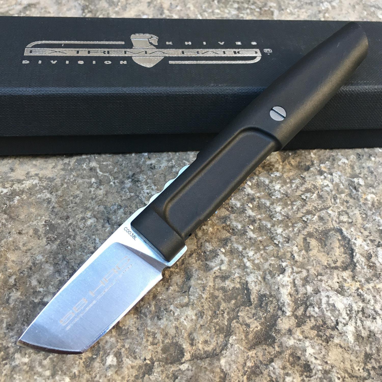 Фото 5 - Полевой нож для стейка Sector 1 Extrema Ratio, сталь Bhler N690, рукоять Forprene®