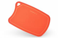 Доска Samura термопластиковая, 380х250х2 мм, красная