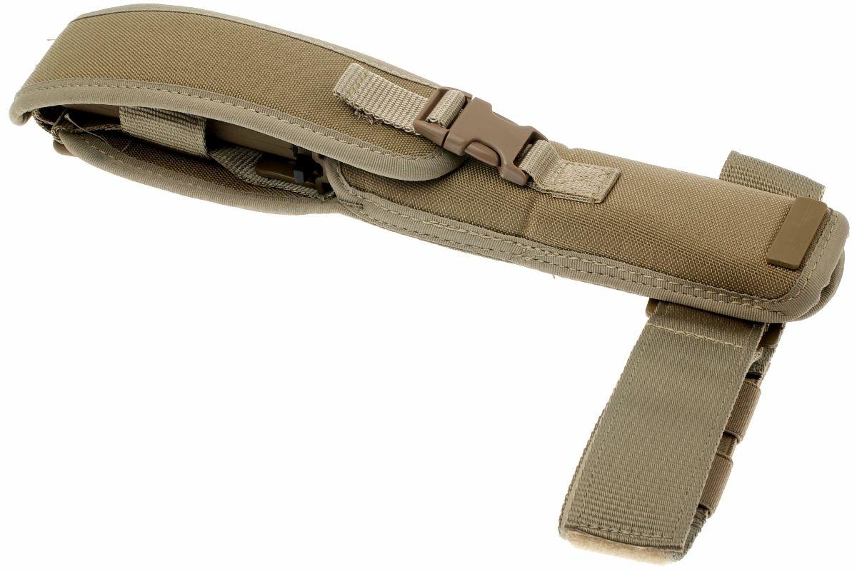 Фото 5 - Нож с фиксированным клинком Extrema Ratio Task Desert Warfare, сталь Bhler N690, рукоять прорезиненный форпрен