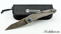 Складной нож Maxace Ptilopsis сталь M390