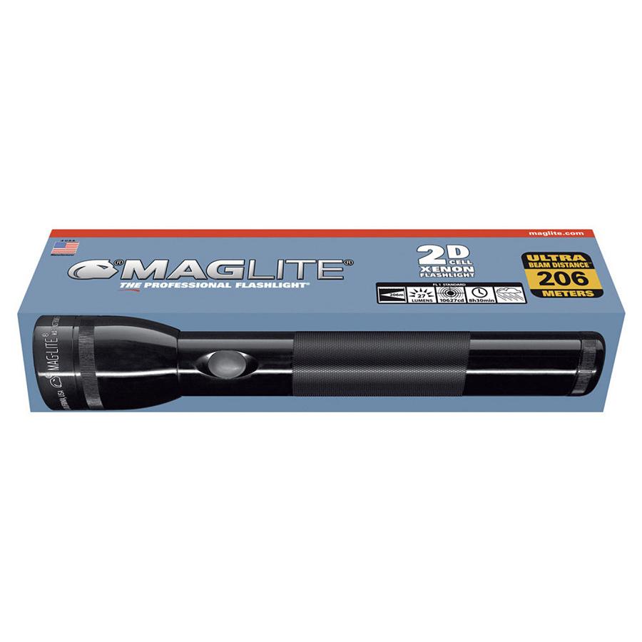 Фото 4 - Фонарь Mag-Lite 2D S2D035E