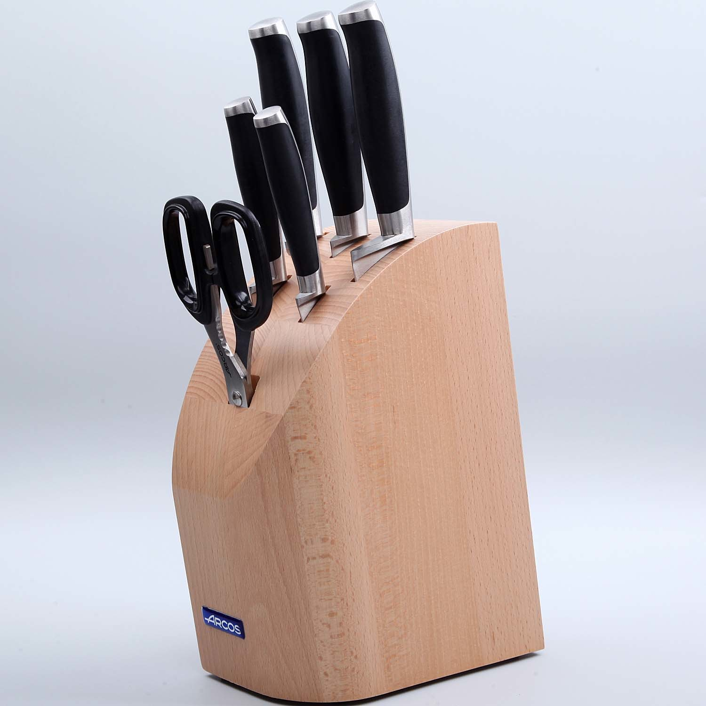 Набор кухонных ножей 5 шт.+ножницы