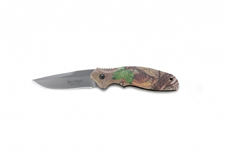 Фото 8 - Складной нож Shenanigan™ Camo Realtree™ Xtra Green Camouflage от CRKT