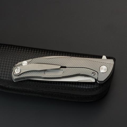 Складной нож Ch95 M390 - Nozhikov.ru