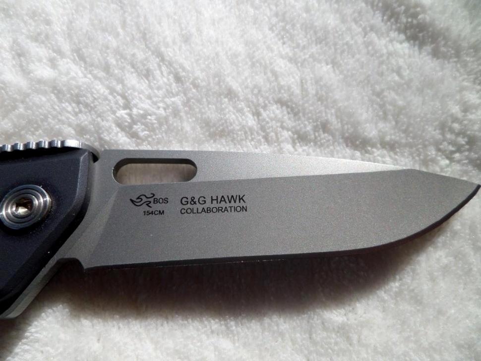 Фото 3 - Складной нож Buck Marksman 0830BKS, сталь 154CM, рукоять алюминий