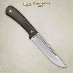Нож Лиса ЦМ, текстолит, 95х18, фото 4