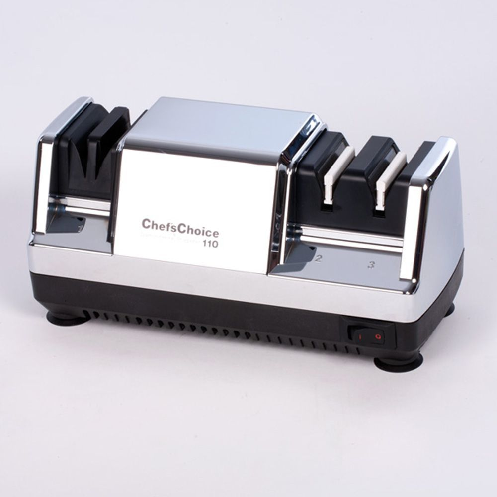 Электрический станок для заточки ножей, хром CC110HR