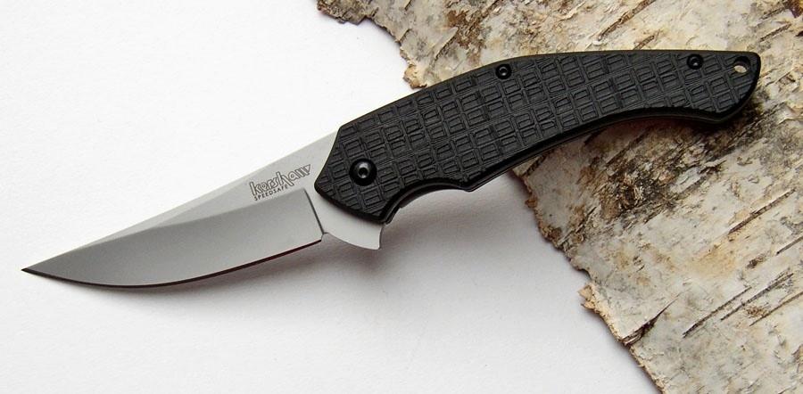 Фото 7 - Складной полуавтоматический нож Kershaw Asset K1930, сталь 8Cr13MoV, рукоять пластик